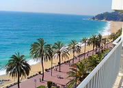 Сдаются  апартаменты в Lloret de mar,  Коста Брава. Испания.