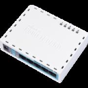 Ubiquiti и Mikrotik - лучшие цены! Mikrotik RB750GL