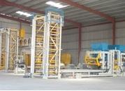 Линии по производству бетонных блоков,  брусчатки,  бордюров.
