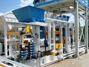 Оборудование для производства бетонных блоков,  брусчатки,  поребриков