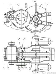 1085.75.300СБ Механизм напорный