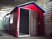 готовые жилые домики