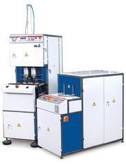 Оборудование для производства ПЭТ-тары,  выдувные пресс-формы.