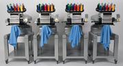 Вышивальная машина Произведено в США.