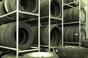Легковые и грузовые шины б.у,  диски б.у ОПТОМ