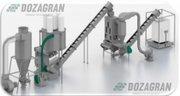 Технологии переработки древесных отходов в топливные гранулы (пеллеты)