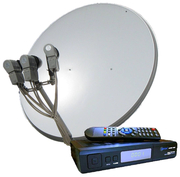 Устои антенна. Установка и настройка спутниковых антенн 901073901