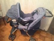 Продаю детскую коляску фирмы mama love с автокреслом!