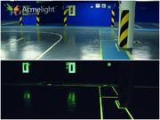 Новые материалы - светящиеся краски Acmelight™