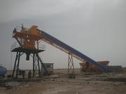 Стационарный бетонный завод HZS 75 «Changli» БСУ Таджикистан