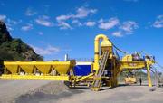 Мобильный Асфальтобетонный Завод YLB-60(60 Тонн/Час) Таджикистан