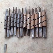 ножи запчасти к станкам сетки рабицы  полуавтомт китайского