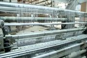 Комплект оборудования для полного цикла производства тканных бинтов