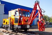 Путевая ремонтная машина (ПРМ-5М)