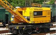 Железнодорожный кран КЖ-562 (25 тонн)